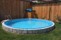 Hier finden sie schwimmbad ersatzfolien f r ihr rund becken for Ersatzfolie pool rund