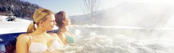 Whirlpool, Pichler-Pool, Wellnessausstattung