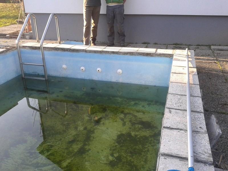 Wir sind ihr fachbetrieb zur folienbecken sanierung for Schwimmbadsanierung